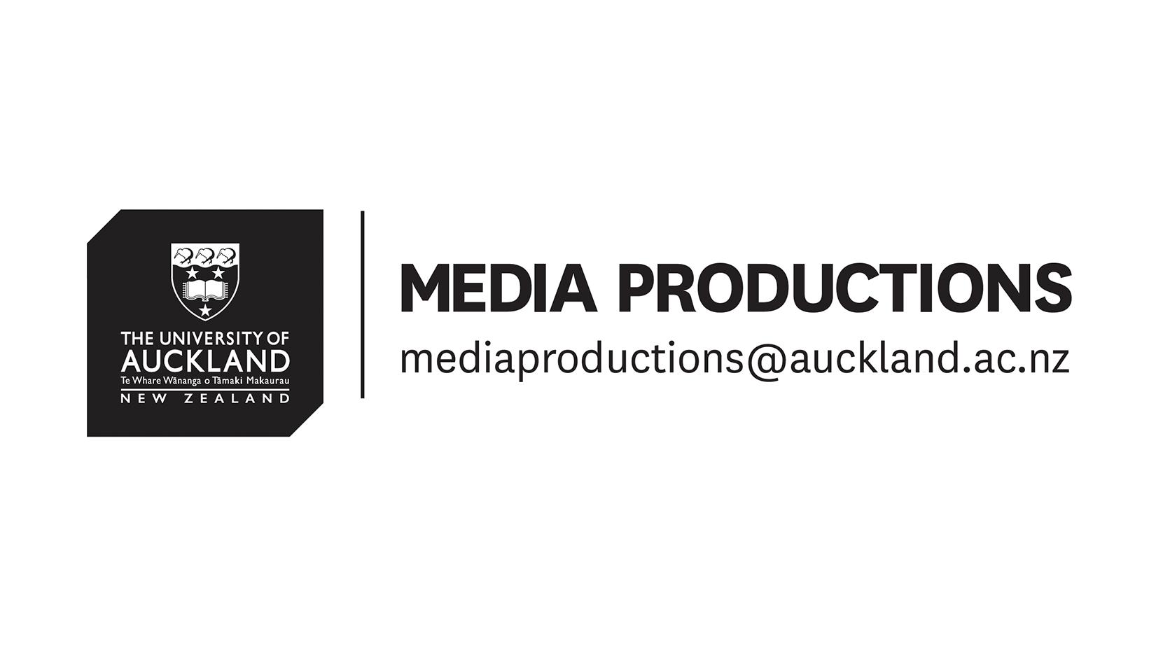 Media Productions UoA