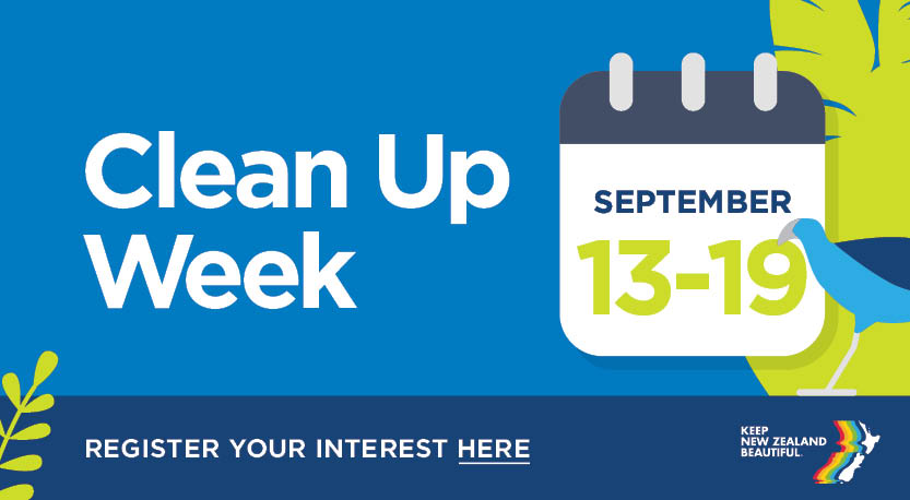 Clean Up Week 2021